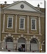 Old Exchange And Customs House Charleston South Carolina Acrylic Print