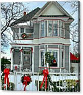 Old Fashioned Christmas Acrylic Print
