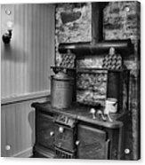 Old Fashioned Richardson And Bounton Company Perfect Stove. Acrylic Print