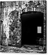 Old Fort Passway Acrylic Print