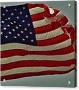 Old Glory American Flag 7 6/29 Acrylic Print