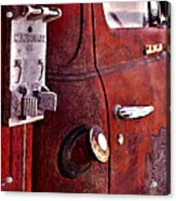 Old Glory Days Door Limited Edition Acrylic Print
