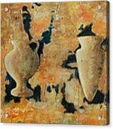 Old Greece Acrylic Print