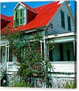 Old Home Acrylic Print