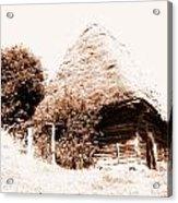 Old House Photo Acrylic Print