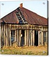 Old House Place Arkansas 3 Acrylic Print