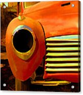 Old Junker Acrylic Print
