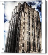 Old Macomb Tower Acrylic Print