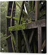 Old Mill In Napa Acrylic Print