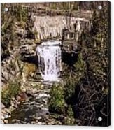 Old Mill On The Credit Acrylic Print