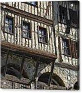 Old Ottoman House Acrylic Print