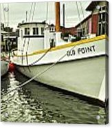 Old Point St. Michaels Acrylic Print