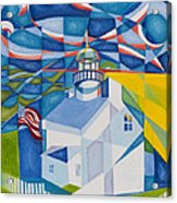 Old Point Loma Acrylic Print