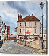 Old Portsmouth Acrylic Print