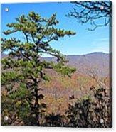 Old Rag Hiking Trail - 121221 Acrylic Print