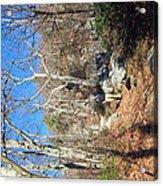 Old Rag Hiking Trail - 121246 Acrylic Print
