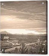 Old Rollinsville Colorado Acrylic Print