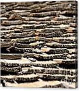 Old Roof Acrylic Print