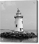 Old Saybrook Connecticut Lighthouse Acrylic Print