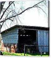 Old Shed 18 Acrylic Print
