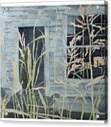 Old Store At June Bug Road Acrylic Print