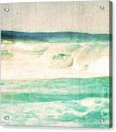 Old Surf Acrylic Print