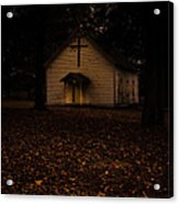 That Old Time Religion Acrylic Print