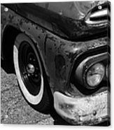 Old Timer Acrylic Print by Luke Moore