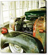 Old Timers Acrylic Print