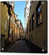 Old Town 2 Acrylic Print