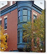 Old Town Triangle Chicago - 424 W Eugenie Acrylic Print