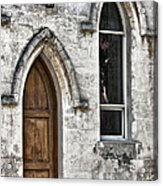 Old Traditions Acrylic Print