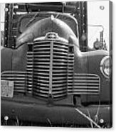 Old Truck Grill Acrylic Print