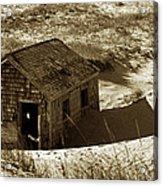 Old Tyme Cape Cod Acrylic Print