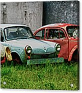 Old Volks Home Acrylic Print