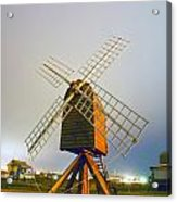 Old Wind Mill Acrylic Print
