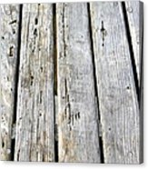 Old Wood Texture Acrylic Print