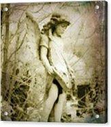 Old World Acrylic Print