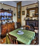 Olde Dining Room Acrylic Print