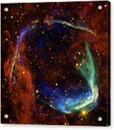Oldest Recorded Supernova Acrylic Print
