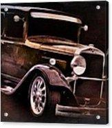 Oldie Acrylic Print