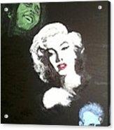 Oldies Acrylic Print