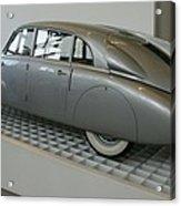 Oldtimer Tatra T87 Acrylic Print