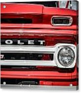 Ole Time Fire Truck Series Acrylic Print by Kelly Kitchens
