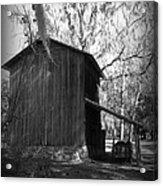 Ole Tobacco Barn I Acrylic Print
