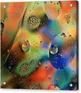 Olej I Woda 1 Acrylic Print