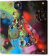 Olej I Woda 4 Acrylic Print