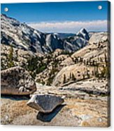 Olmsted Point Acrylic Print