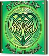 O'malley Soul Of Ireland Acrylic Print