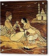 Omar Khayyam Acrylic Print